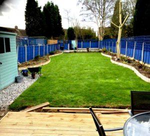 garden landscaping walsall