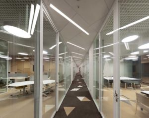 office partitioning services wolverhampton